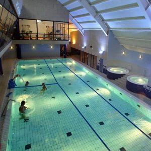 Escuela de natación Hydra en Pamplona y Vitoria